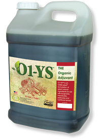 Organisan O1-YS The Organic Adjuvant