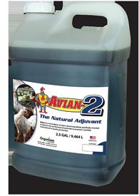 Organisan Avian 2 The Natural Adjuvant