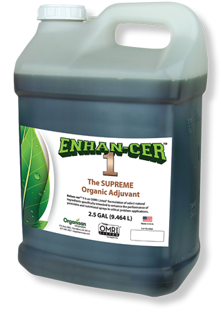 Organisan Enhancer 1 The Supreme Organic Adjuvant
