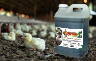 Organisan New OMRI Listed Poultry Adjuvant Avian-1